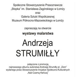 Andrzej Stumiłło w Łomży