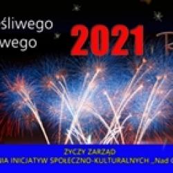 Życzenia z okazji Nowego 2021 roku